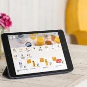 Appie boodschappen-app van Albert Heijn nu op de iPad