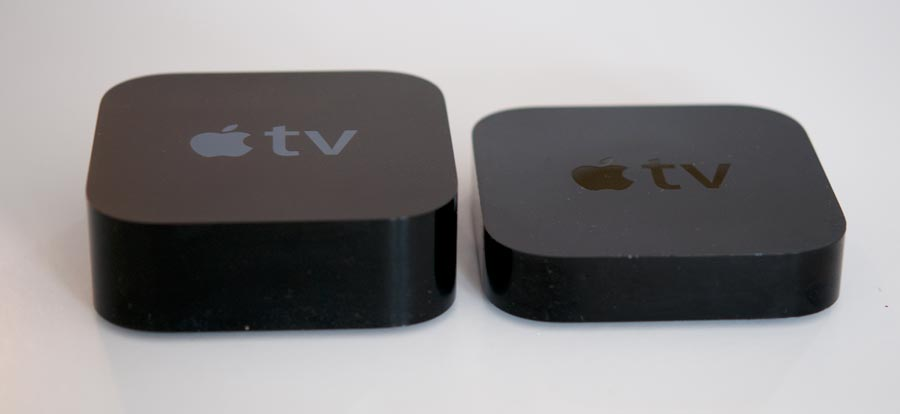 apple tv 3 vs 4