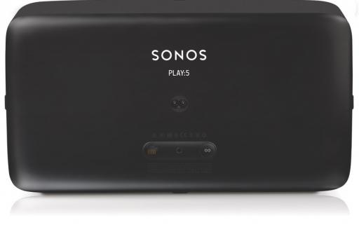 Sonos PLAY:5 achterkant.