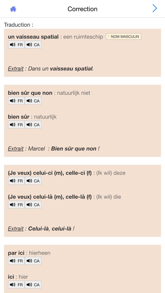 Frantastique: grammatica en uitspraak oefenen.