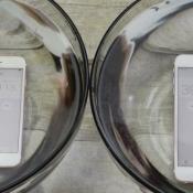 iPhone 6s overleeft een uur onder water (video)