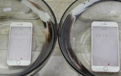 iPhone 6s waterproof? Deze video wil het bewijzen.