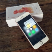 3D Touch op iPhone 6s