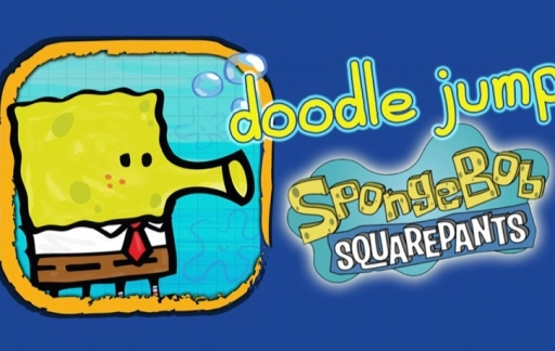 Doodle Jump SpongeBob SquarePants.