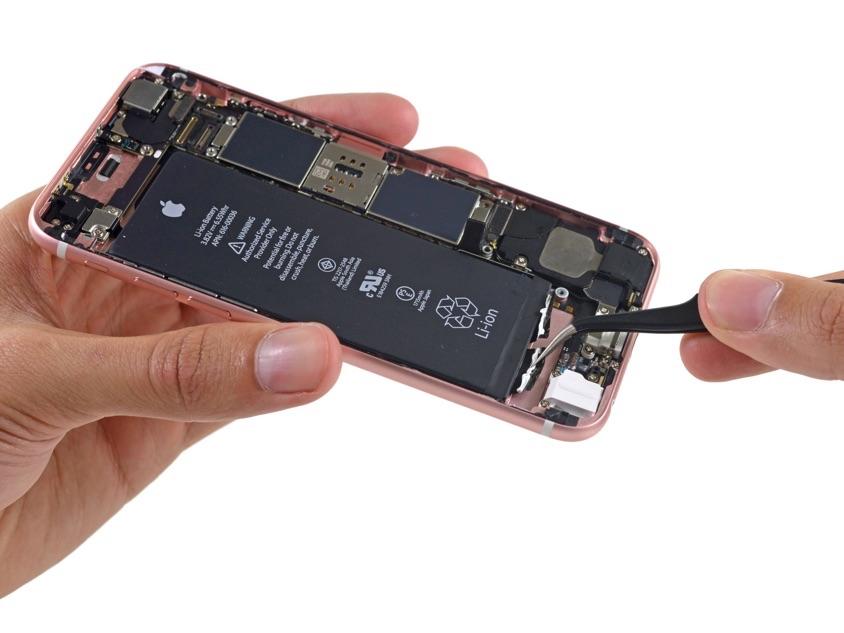 iphone-6s-teardown-accu
