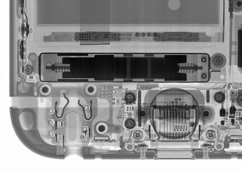 iPhone 6s Taptic Engine.