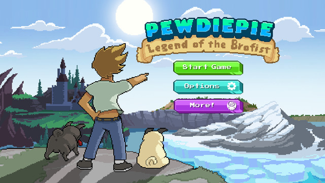 Pewdiepie-game
