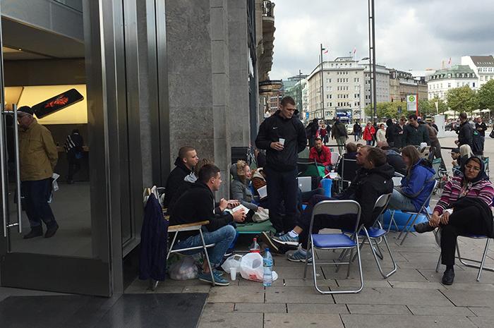 iPhone-6s-Duitsland-wachtrij