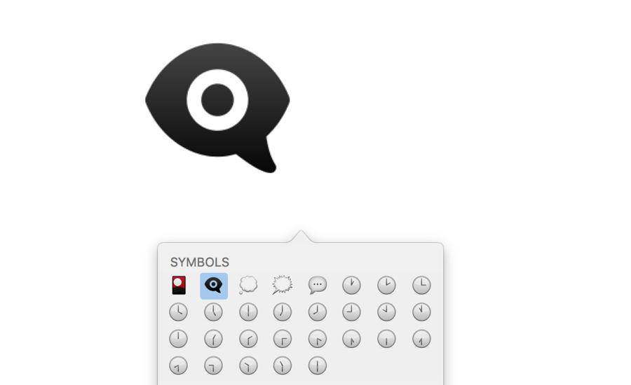 Oog-Emoji-Plaats