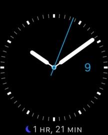 Sleep++ app voor Apple Watch.
