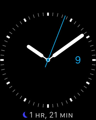 Sleep++ app voor Apple Watch.