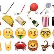 Nieuwe emoji in eerste publieke beta van OS X El Capitan 10.11.1