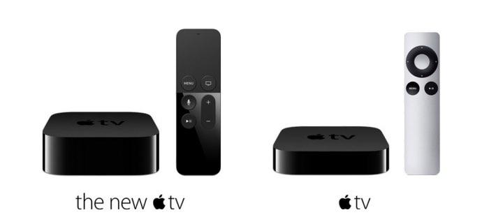 Apple TV vergelijken