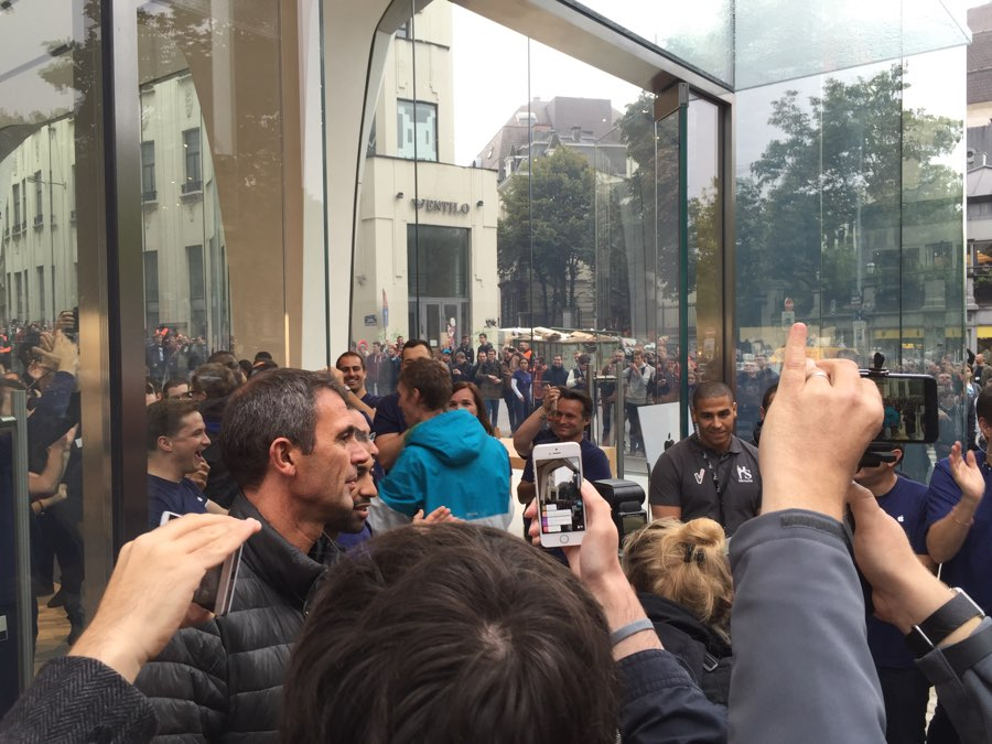 Apple Store Brussel