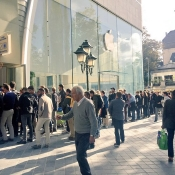 Opening Apple Store Brussel: iCulture is erbij! (video)