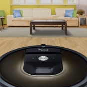 iRobot Roomba 980 is te bedienen met je iPhone.