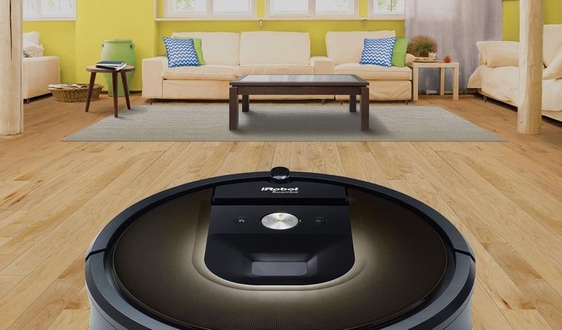 iRobot Roomba 980 is te bedienen met je iPhone.