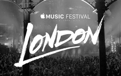 Apple Music Festival.