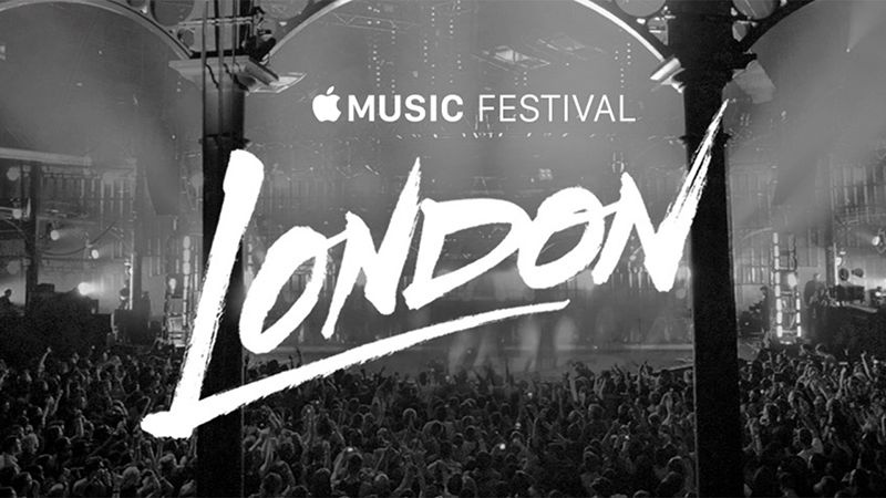 Apple Music Festival.