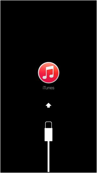 iTunes herstelmodus