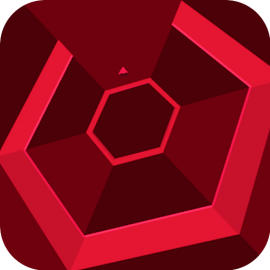 super-hexagon-icon