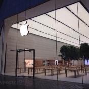 Foto van Apple Store Brussel toont nieuwe inrichting