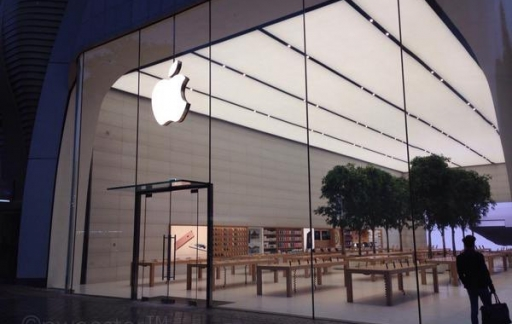 De eerste Belgische Apple Store gaat op 19 september open.