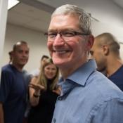 Tim Cook over de Apple Car: 'Het zal nog lang kerstavond zijn'