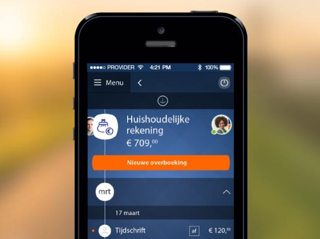Rabobank: nieuwe app