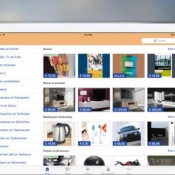 Marktplaats-app heeft nieuwe design op iPhone en iPad.