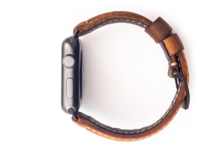 Nomad Apple Watch horlogeband.