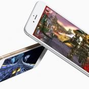 Games op de iPhone 6s.