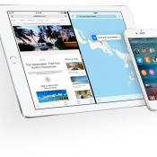 Multitasking op de iPad in iOS 9, met iPhone.