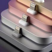"""Bekijk de nieuwe iPhone Lightning Dock in 4 kleuren <div class=""""wmp-player""""></div>"""