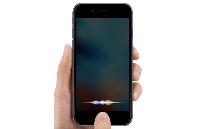 Hey Siri staat op de iPhone 6s altijd aan.