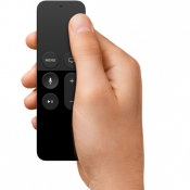 Zo check je de batterijstatus van de Apple TV Remote en gamecontrollers