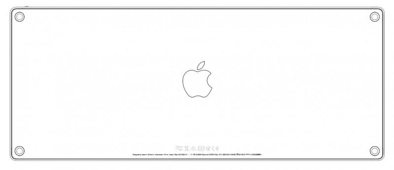 Is dit Apple's Magic Keyboard?