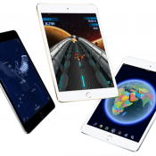 iPad mini 4 scherm reflecteert nauwelijks, verbetert de leesbaarheid