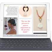 Apple Smart Keyboard: toetsenbord speciaal voor iPad Pro