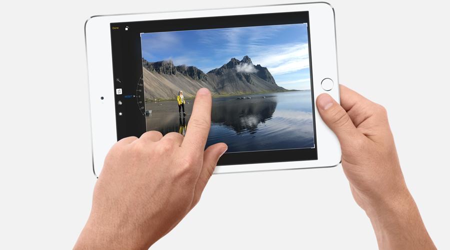 iPad-Mini-4-fotobewerken