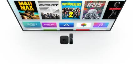 Apple TV 4 feature