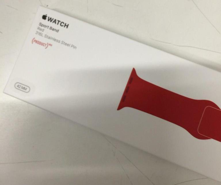 Apple Watch horlogeband
