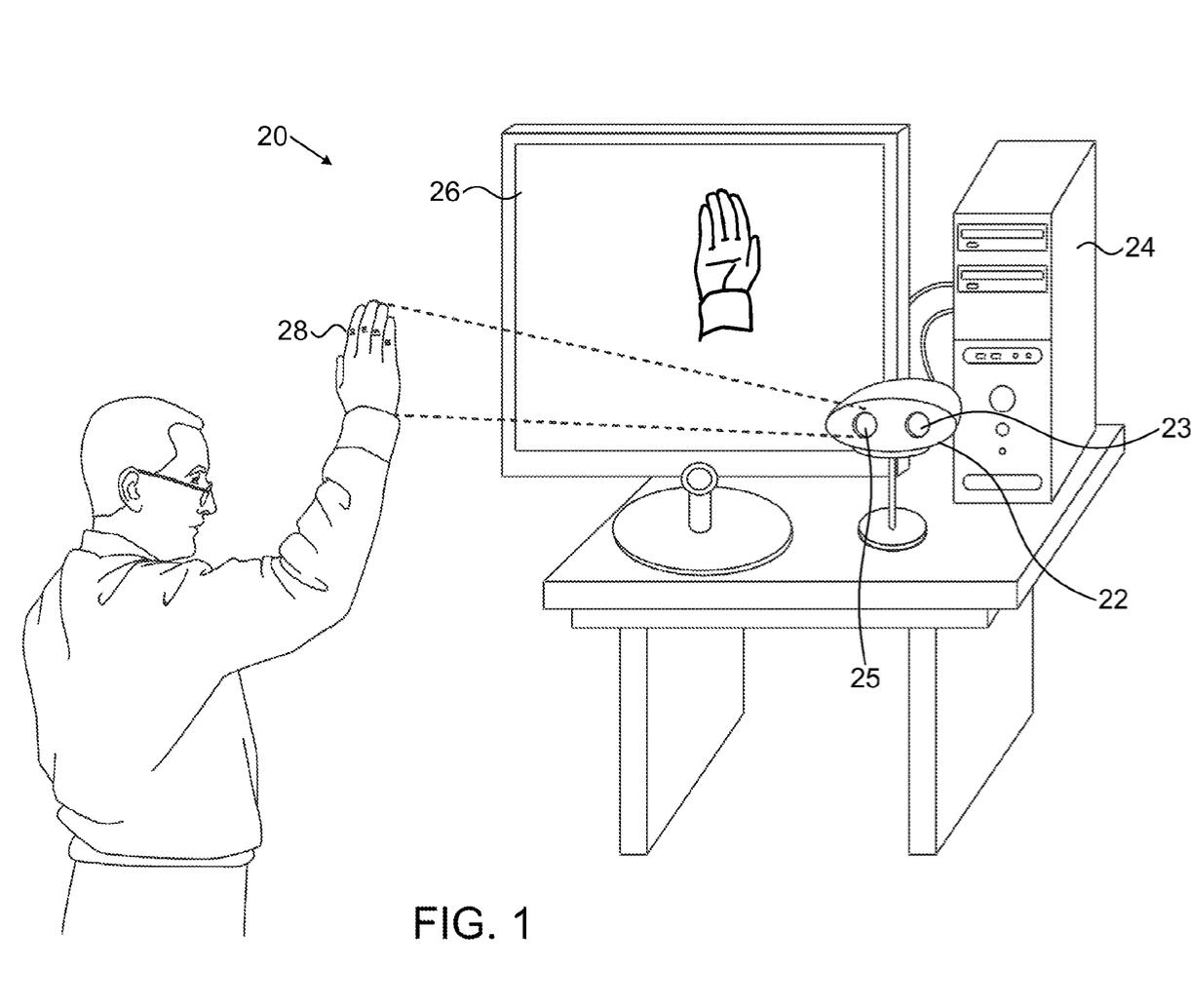 Apple motion sensor patent