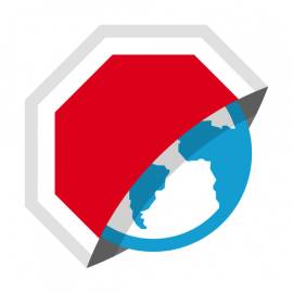 Adblock browser icon