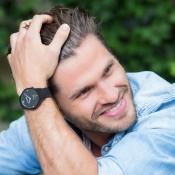 Runtastic Moment ziet eruit als een gewoon horloge