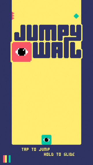 Jumpy-wall