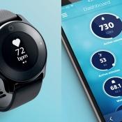 Philips kondigt gezondheidsapp met horloge, bloeddrukmeters, thermometer en weegschaal aan