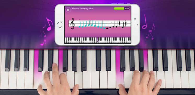 Simply Piano: leer makkelijk pianospelen