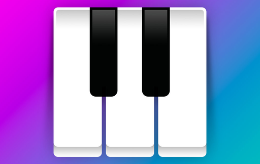 Simply Piano app-icoon