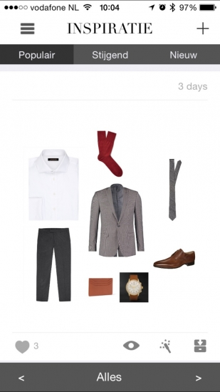 Well Dressed: inspiratie